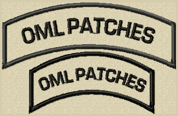 CUSTOM TAB PATCH