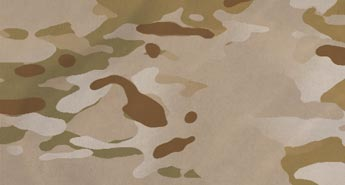 Multicam Arid fabric for custom patches