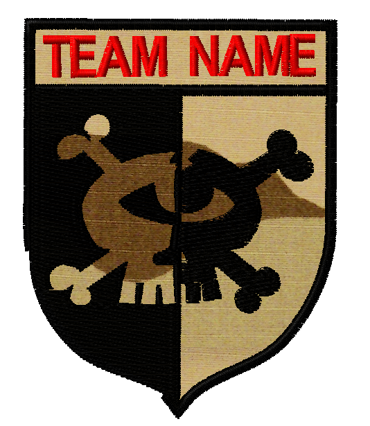 team template cyclops skull omlpatches com