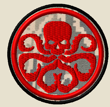 HYDRA CUSTOM MORALE PATCH